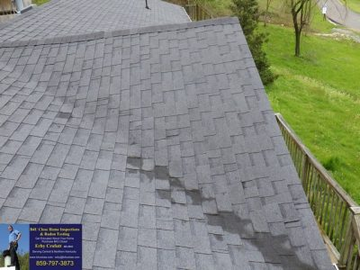 Kentucky Home Inspections Roof Inspection