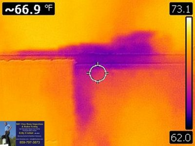 Kentucky Home Inspections Thermal Imaging